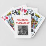 terapia física barajas de cartas
