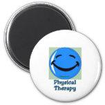 Terapia física del HF Imán De Nevera