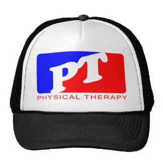Terapia física gorra