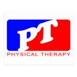 Terapia física postales