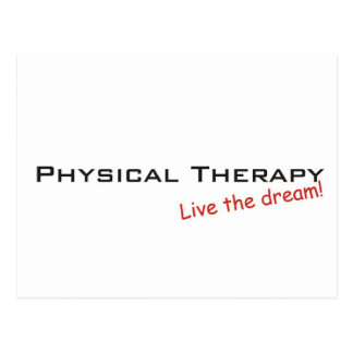 Terapia ideal/física postales