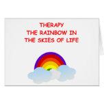 terapia tarjeta