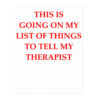 terapia postal