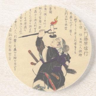 Terasaka Kichiemon Drink Coaster