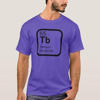 Terbium - Periodic Table science design T-Shirt