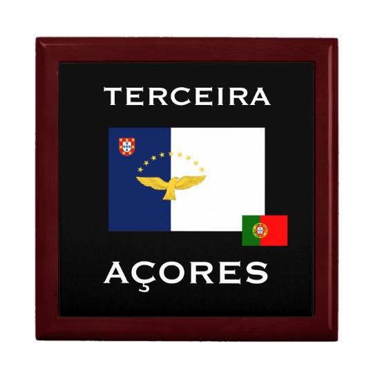 Terceira* Jewelry Box