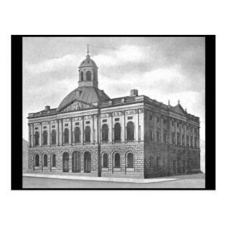 Tercer ayuntamiento, Liverpool, 1773 Postales
