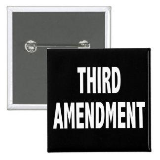 Tercer botón de la enmienda pin