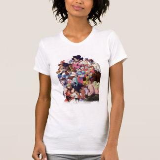Tercer molde de la huelga de Street Fighter 3 Tee Shirts