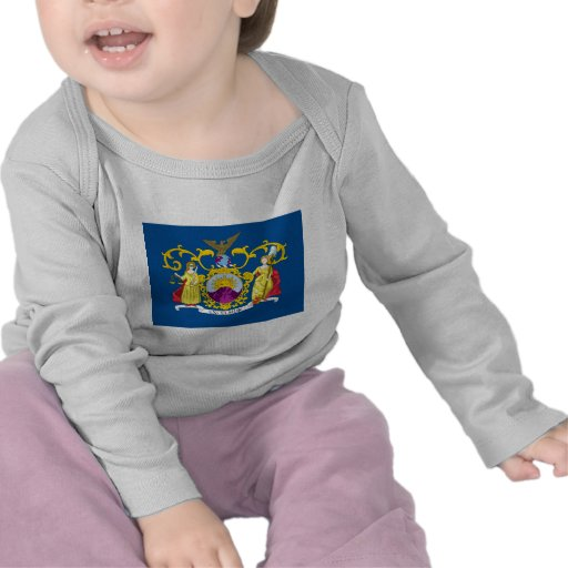 Tercera bandera del regimiento de Nueva York Camiseta
