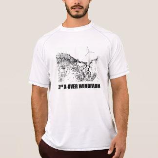 Tercera cruce Windfarm Duxbury Camisetas