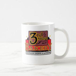 ¡Tercera taza de la panadería de la calle!