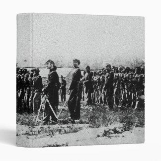 Terceras tropas coloreadas de la guerra civil de l