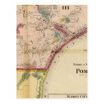 Terceras y cuartas salas de Pomeroy Postal