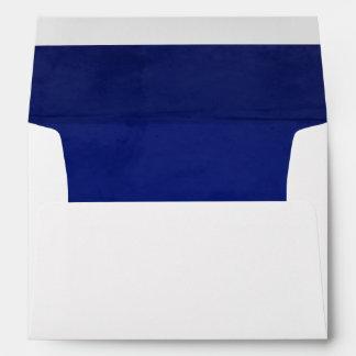 Terciopelo azul profundo texturizado alineando A7