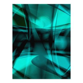terciopelo verde creado por Tutti Membrete Personalizado