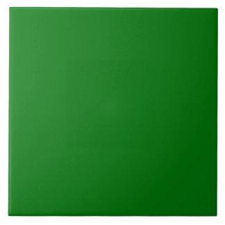 Terciopelo verde del navidad azulejo cerámica