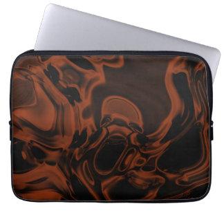 Terebus Creepy Abstract  Art Laptop Sleeve