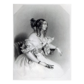 Teresa, Contessa Guiccioli Postcard