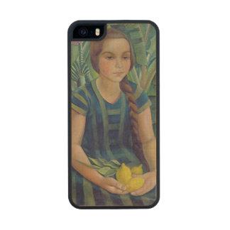 Teresina, 1925 funda de arce carved® para iPhone 5