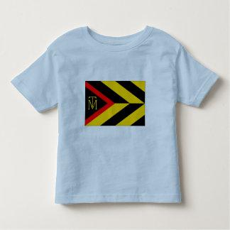Terezin LT, Czech Toddler T-shirt