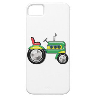 Teriffic Green Tractor iPhone SE/5/5s Case