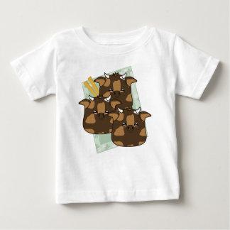 Teriyaki Moo Moo Dumplings Platter T-shirt
