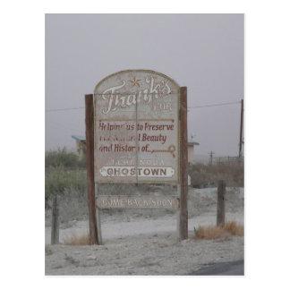 Terlingua Ghostown, Terlingua TX Postcard