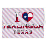 Terlingua, Texas Greeting Card
