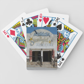 Terlingua Texas Memories-The Starlight Theater Deck Of Cards