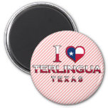 Terlingua, Texas Refrigerator Magnet