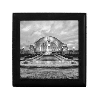Terminal de la unión de Cincinnati Cajas De Recuerdo