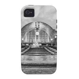 Terminal de la unión de Cincinnati Case-Mate iPhone 4 Carcasa