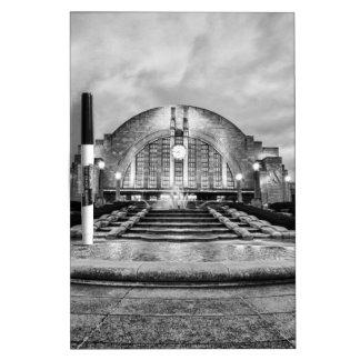 Terminal de la unión de Cincinnati Pizarras Blancas De Calidad