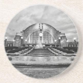 Terminal de la unión de Cincinnati Posavasos Diseño