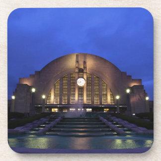 Terminal de la unión de Cincinnati Posavasos
