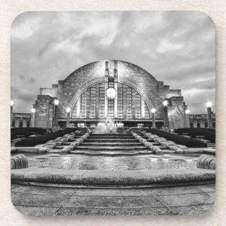 Terminal de la unión de Cincinnati Posavasos De Bebida