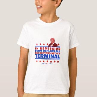Terminal deplorable playera