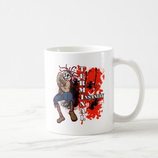 Terminal Insanity logo Coffee Mug