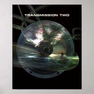 Terminal Radio Transmission Two Poster