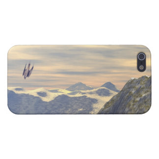 Terminal Velocity Peregrine Falcon Cover For iPhone SE/5/5s