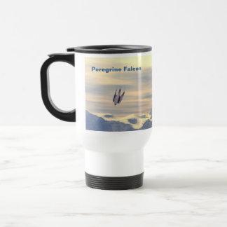 Terminal Velocity Peregrine Falcon Travel Mug