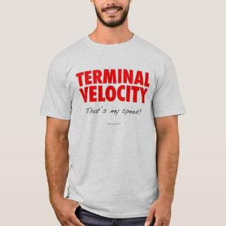 Terminal Velocity Skydiver T-Shirt