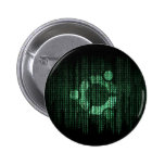 Terminal verde de Linux Pins