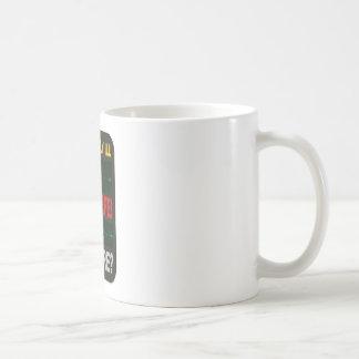 TERMINALLY ILL COFFEE MUG