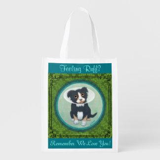 Terminally Ill Gift Bag. Hospital Bag. Comfort Grocery Bag