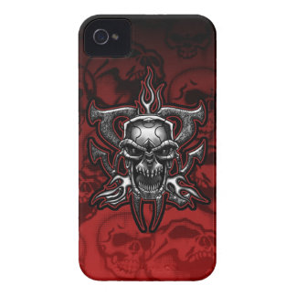 Terminator Skull Barely There iPhone 4 Case