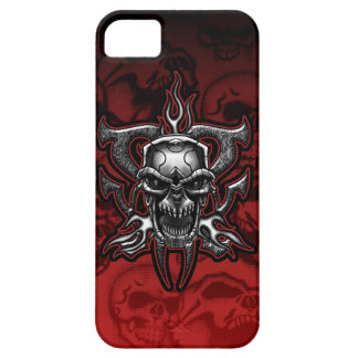 Terminator Skull Barely There iPhone 5 Case