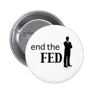 Termine el botón de FED