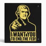 ¡Termine el FED! Carpeta de Jefferson Avery